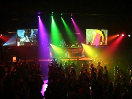 Party Aquaphonic tradičně v Liberci