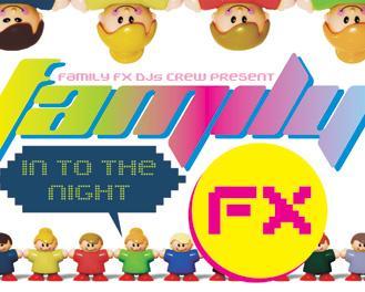 Family FX v rytmu minimal
