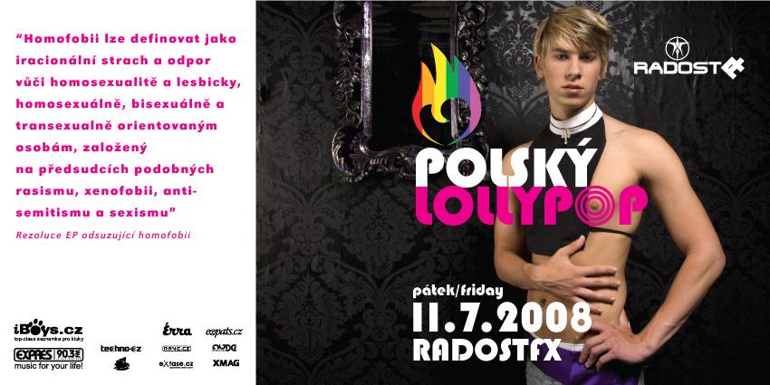 Lollypop Bardzo Polski v Radosti FX