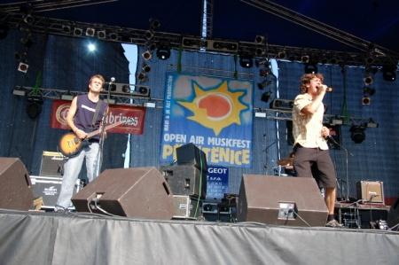 Musicfest Přeštěnice se hlásí o slovo