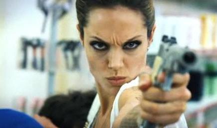 Wanted nabídne drsnou Angelinu
