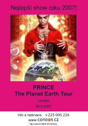 Za Princem do Londýna