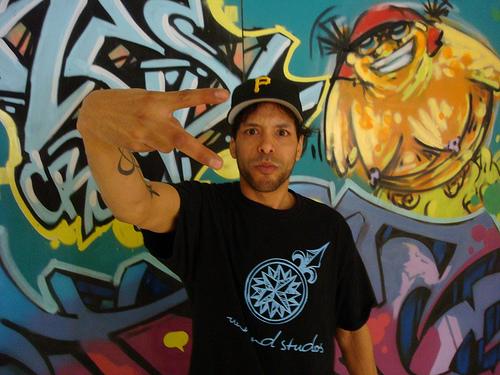 Alternativní hip hop na Sedmičce