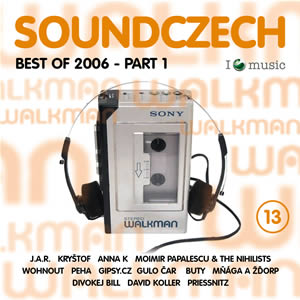 CD PŘÍLOHA - SOUNDCZECH 13: BEST OF 2006, PART 1