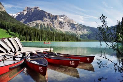 Na cestách: Západní Kanada