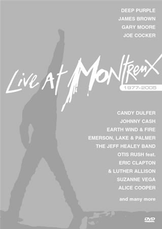 DVD příloha: Live at Montreux