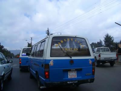 Na cestách: Etiopie