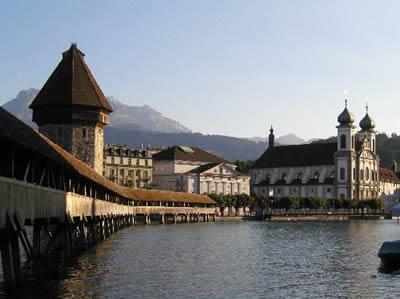 Na cestách: Švýcarsko
