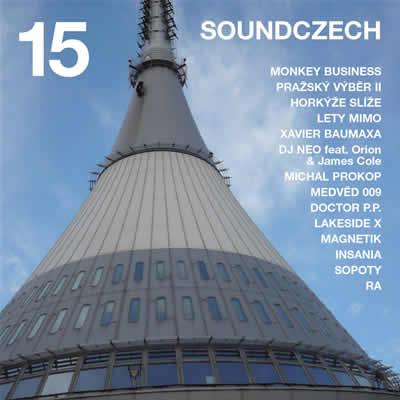 CD příloha: Soundczech 15