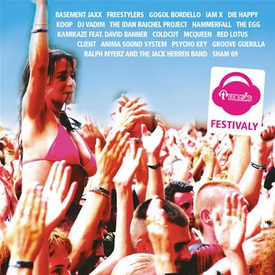 CD příloha: T-Music Festivaly
