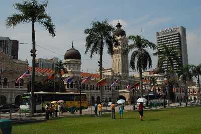 Na cestách: Kuala Lumpur
