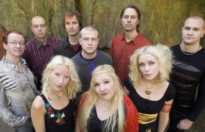 Värttinä: Karelské divoženky