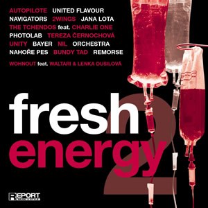Ukázky z CD Fresh Energy 2