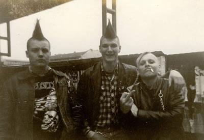 Ze života punku: Malé soukromé války