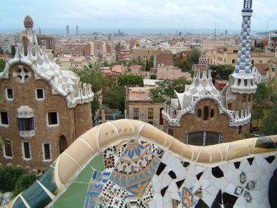 Na cestách: Barcelona