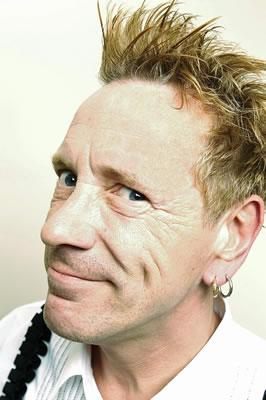 Johnny Rotten: Boh ochranuj Lydona