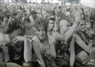 Ze života punku: Pořád za katrem