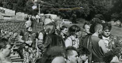 Ze života punku: Bolševická vojna