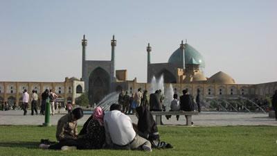Na cestách: Teherán, Yazd, Isfahán