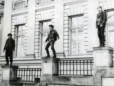 Ze života punku: konec zlých časů