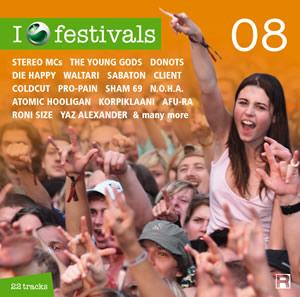 CD Hvězdy festivalů 08