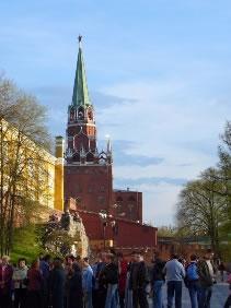 Na cestách: Moskva  -  Ruské paradoxy