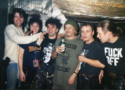 Ze života punku: Klec se otevírá