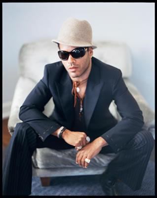 Lenny Kravitz:  (Ne)obyčejnej chlápek
