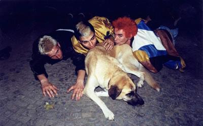 Ze života punku: Po hlavě do kapitalismu  Vzpomínky na český punkrock 80. a 90. let