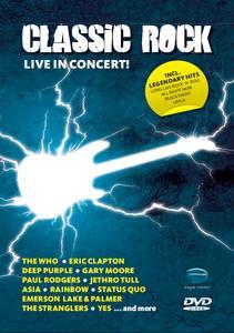 Ukázky z DVD Classic Rock Live