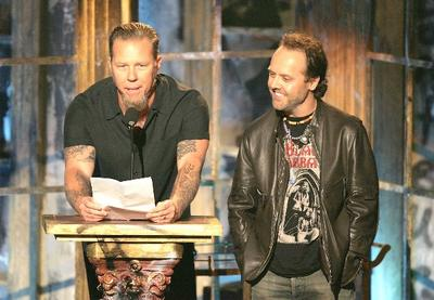 James Alan Hetfield: Nakrmit bestii