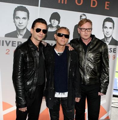 Depeche Moda: Dobří holubi se vracejí