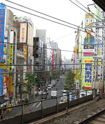 Tokio: Život v sci-fi