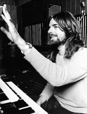 Richard Wright: The Great Rick in the Sky
