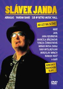 DVD Slávek Janda + CD Medvěd 009