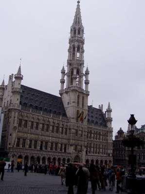 Brusel: Noční život jak z pohádky