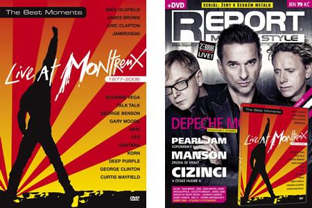 Ukázky z DVD Live At Montreux