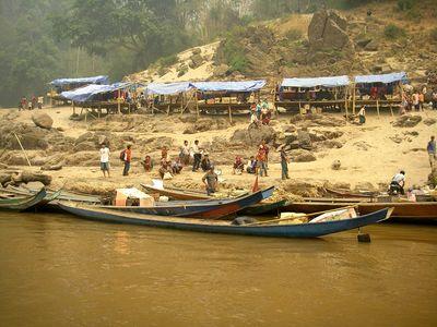 Na cestách: Laos