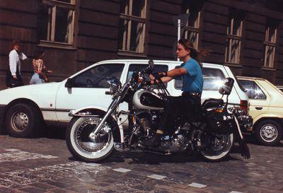 Veď mě dál, cesto má...Rock a motorky: Ne vždy jen bezstarostná jízda