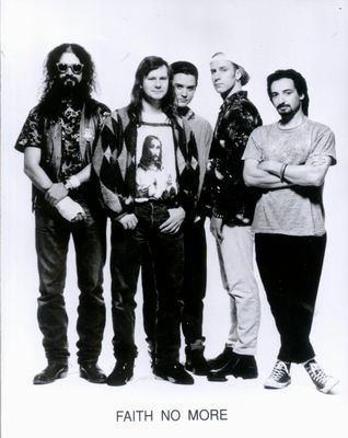 Faith No More: Očitý svědek reinkarnace