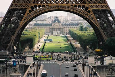 Paříž: Kulturní centrum stávkující Evropy