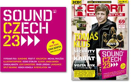 Ukázky z CD Soundczech 23
