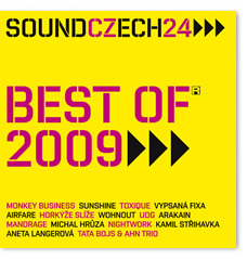 CD Soundczech 24 - Best of 09