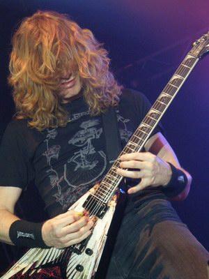 Dave Mustaine: Megasmrťák