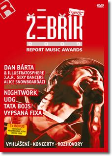 DVD Žebřík 2009