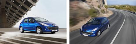 Legendární Peugeot 206 v nové podobě