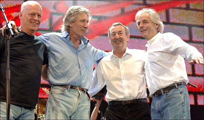 Pink Floyd chystají comeback