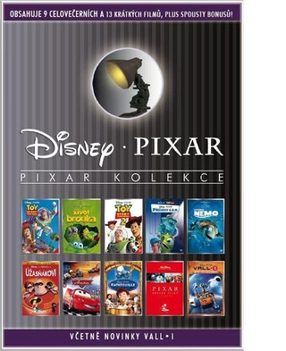 Filmy od Pixaru