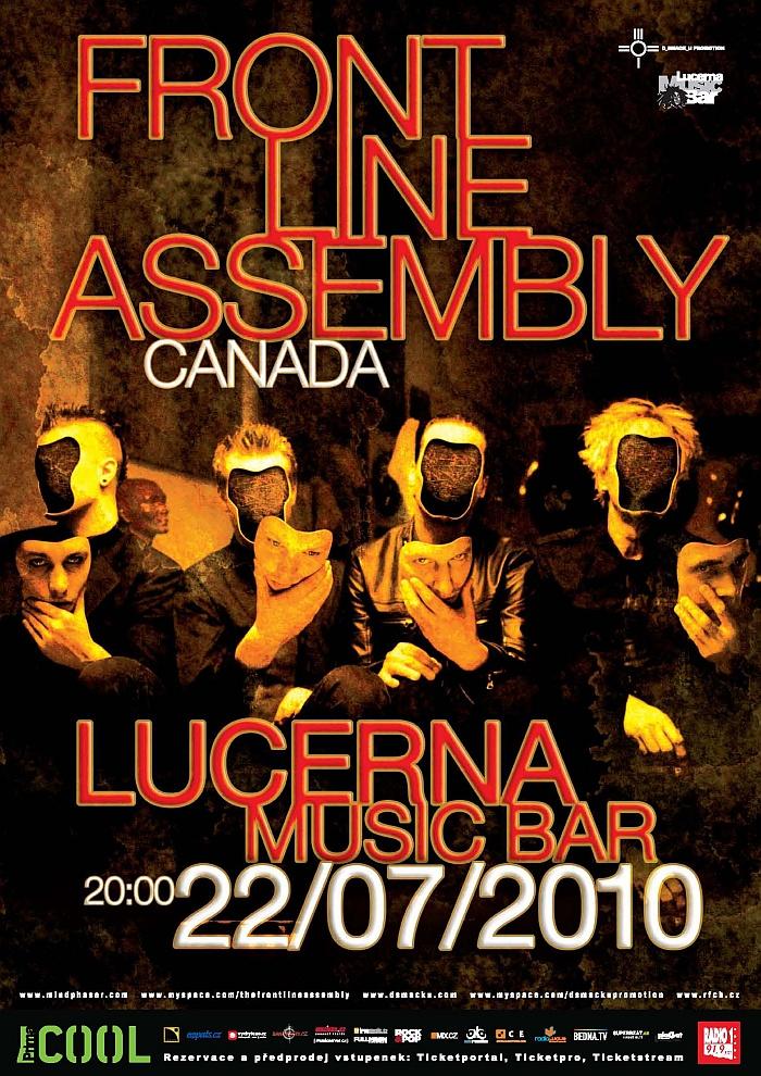 Front Line Assembly promluvili o novém albu