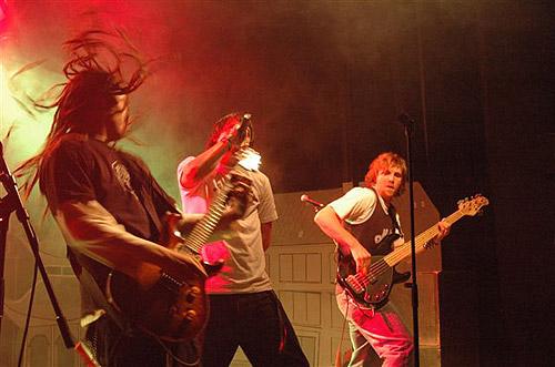 Rock Cirkus Tour potřetí